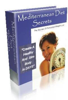 Mediterranean Diet Secrets Book